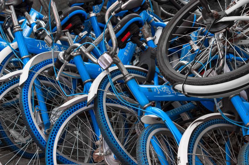 Bike Sharing Graveyard