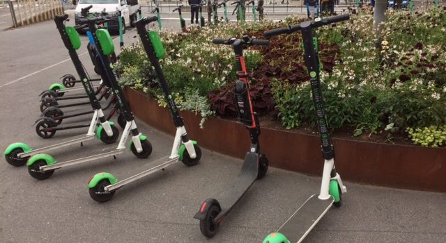 Electric Kick Scooters in Future Mobility