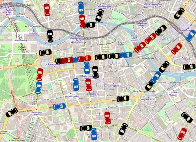 Multiple ride hailing providers add oversupply